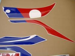 Honda CBR 1000RR 2009 Fireblade stickers