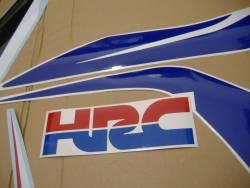 Honda CBR 1000RR 2009 complete sticker kit