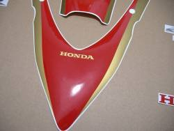 Honda 1000RR Fireblade 2011 HRC restoration graphics set