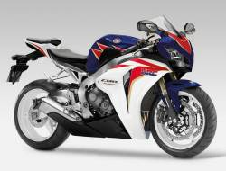 Honda CBR 1000RR 2011 SC59 HRC decals kit