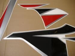 Honda CBR 1000RR 2010 red stickers