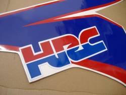 Honda 1000RR 2010 Fireblade logo graphics