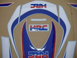 Honda 1000RR 2010 SC59 HRC stickers set