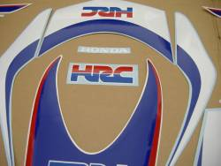 Honda CBR 1000RR 2010 HRC stickers kit