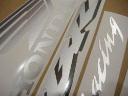 Honda CBR 1000RR 2006 Fireblade black stickers