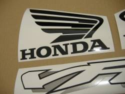 Honda 800i 2002 Interceptor full decals kit