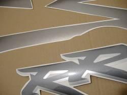 Honda CBR 954RR 2002 grey stickers kit