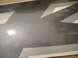 Honda CBR 954RR 2002 SC50 titanium decals kit