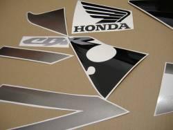 Honda 954RR 2002 Fireblade full decals kit