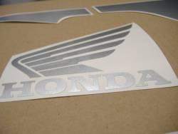 Honda 600RR 2004 black logo graphics