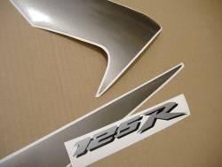 Honda CBR 125R 2008 black decals kit