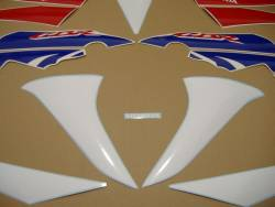 Honda 125R 2009 HRC decal set