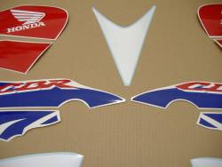 Honda 125R 2009 HRC stickers set