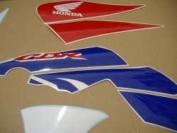 Honda CBR 125R 2009 HRC stickers kit