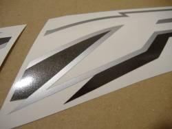Honda VFR 800i 2002 RC46 black decals kit