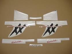 Honda 1000XX 1997 SC35 grey logo graphics