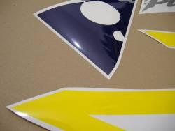 Honda 954RR 2003 yellow complete sticker kit