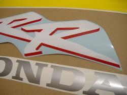 Honda CBR 954RR 2003 SC50 yellow decals kit