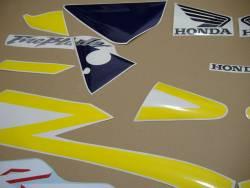 Honda 954RR 2003 Fireblade yellow decals