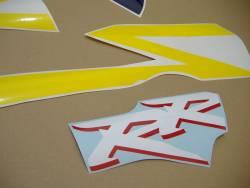 Honda 954RR 2003 SC50 yellow stickers set