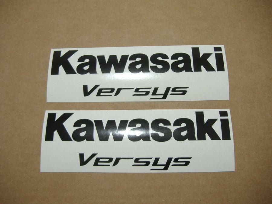 Kawasaki Versys Sticker
