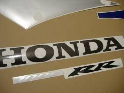 Honda 1000RR Fireblade 2005 red EU stickers
