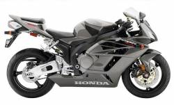 Honda 1000RR Fireblade 2004 gray stickers
