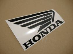 Honda 1000RR 2004 Fireblade silver adhesives set