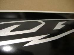 Honda 1000RR Fireblade 2004 silver stickers