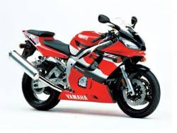 Yamaha R6 2001 5EB complete sticker kit