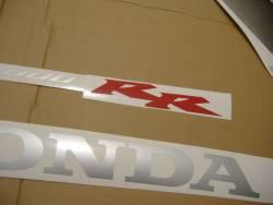 Honda CBR 1000RR 2007 black US stickers kit