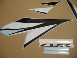 Honda 1000RR 2012 Fireblade red logo graphics