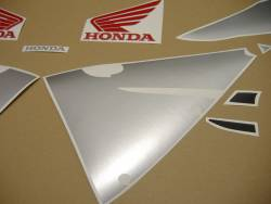Honda CBR 600RR 2005 black stickers kit