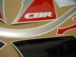 Honda CBR 600 F2 1991 red decals