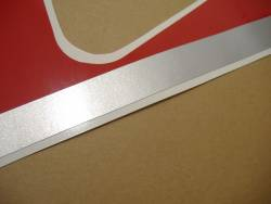 Honda CBR 600 F2 1991 red stickers kit
