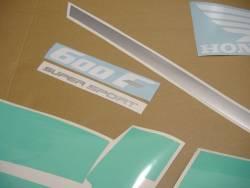 Honda cbr 600f2 1992 HRC full decals kit
