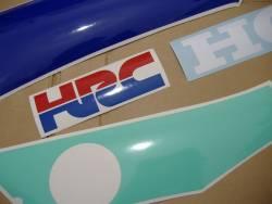 Honda cbr 600f2 1992 HRC complete sticker kit