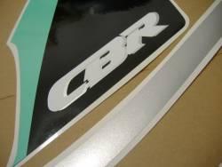 Honda CBR 600 F2 1991 pink stickers kit