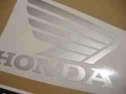 Honda CBR 250R 2012 black stickers kit