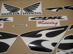 Honda CBR 600RR 2006 complete sticker kit