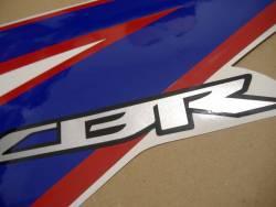 Honda 150R 2012 white stickers set