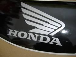 Honda 1000RR 2007 red full decals kit