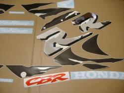 Honda CBR 919RR 1998 SC33 grey stickers