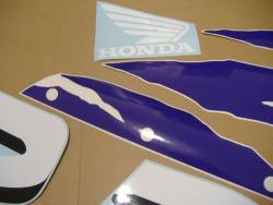 Honda CBR 919RR 1998 SC33 red stickers