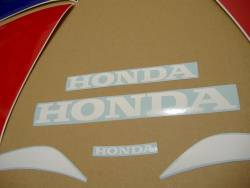 Honda CBR 1000RR 2013 HRC US decals kit