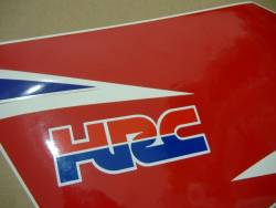 Honda CBR 1000RR 2013 HRC US stickers kit