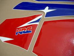 Honda CBR 1000RR 2013 SC59 black decals
