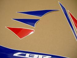 Honda 1000RR 2013 HRC complete sticker kit