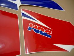 Honda 1000RR 2013 SC59 HRC US stickers set