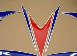 Honda CBR 1000RR 2013 Fireblade stickers
